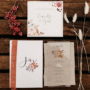 Hochzeitseinladungskarten: Diese Infos solltet Ihr nicht vergessen!